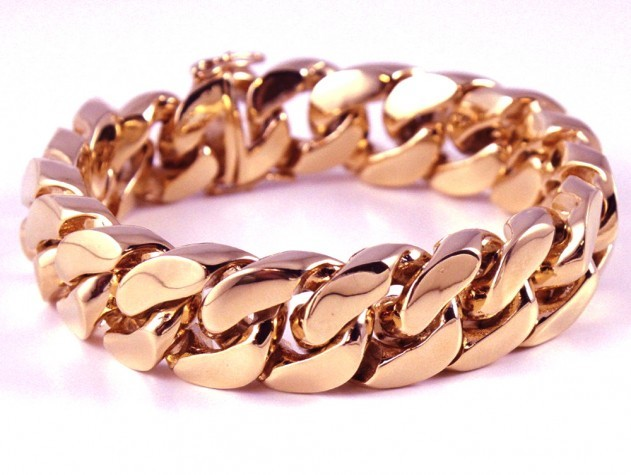 Red gold bracelets Men Gold Jewelry Juweelco Jewelers in The