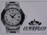 Vintage advertising from Juweelco for Baume & Mercier