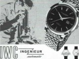 Vintage International Watch Company reclame 4