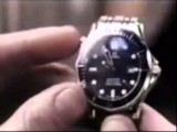 Omega television commercial with images from the James bond movie Goldeneye