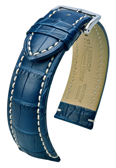 Watch band blue