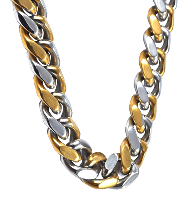 Largest assortment of gold jewelry